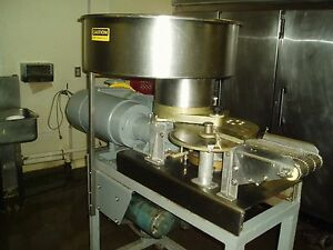 Accupat 4ACS Industrial Food Shaping Machine Meat Ball Cookie patty forming