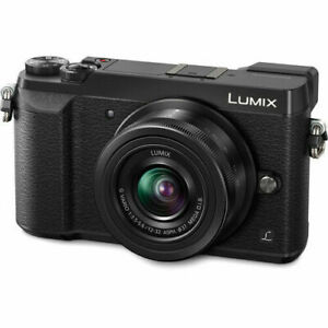 Panasonic Lumix DMC-GX85 Mirrorless Micro 43 Digital Camera - Black w12-32mm