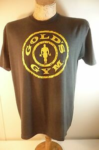 Golds Gym Stronger With Every Rep T-Shirt XL