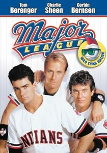 Major League New DVD Ac 3 Dolby Digital Dubbed Subtitled Widescreen $7.41