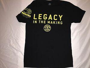 RARE Small 50 Years GOLDS GYM LEGACY in the Making Strength Since 1965 T Shirt