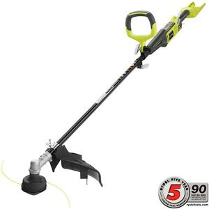 Cordless String Trimmer Power Tool-Only Expand-It Attachment Fast Load Ryobi 40V