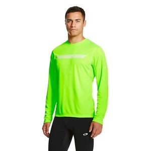 C9 Champion® Men's Long Sleeve Reflective Running T-Shirt Various colors NWT