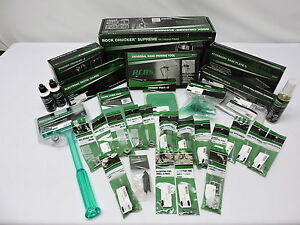Lot Of New RCBS 31 Piece Combo Package Ammunition Reloading Tools