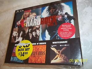 Best of Hard Rock Vol. 1: AerosmithGuns and Roses by Various Artists (CD Nov-