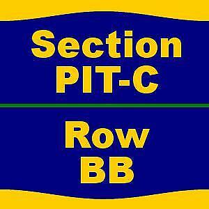 3 Tickets Maroon 5 101218 at Wells Fargo Center-PA - 115 7