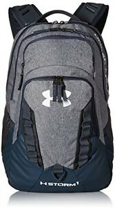 Under Armour Storm Recruit Backpack GraphiteGraphite One Size