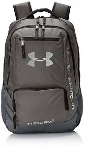 Under Armour Storm Hustle II Sports Backpack water-resistant graphite OS