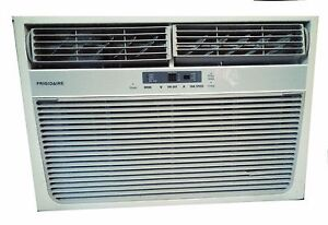 frigidaire 11000 btu heat and cool window unit