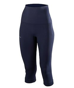 (X-Large space blue) - Falke Women's 34 Running Tights Light Women's Sports Tr
