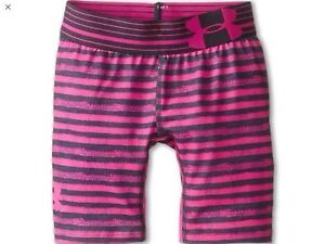 New Under Armour Girl's Heatgear Alpha 5