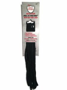 KG's Boot Guard Laces Heavy Duty Made With Kevlar