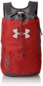 Under Armour Trance Sackpack RedGraphite One Size