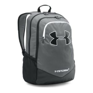 Boys Under Armour Storm Scrimmage School Laptop Backpack Heatgear Straps OS