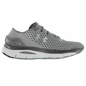 Under Armour SpeedForm Gemini Running Shoes Mens Gry Sports Trainers Sneakers