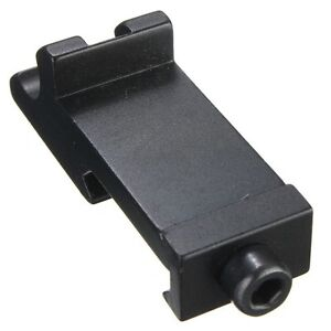 NEW 45 Degree Angle Offset Side Adapter RTS 20mm Picatinny Weaver Laser