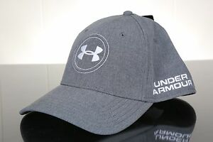 Under Armour Jordan Speith Fitted Golf Hat ML - NWT