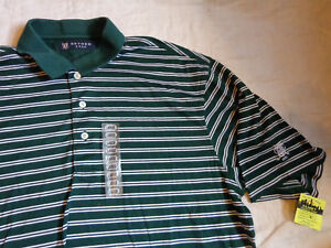 NWOT UNDER ARMOUR HEAT GEAR GOLF POLOXL YOUTH BOYSYXL LOOSESS SHIRTREDEXCE
