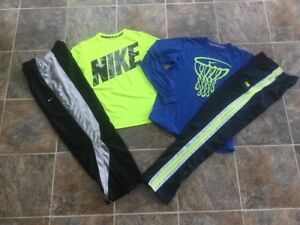 25pc Under Armour Nike Hoodies Shirts Shorts Pants OUTFITS Lot Boys Youth  LXL