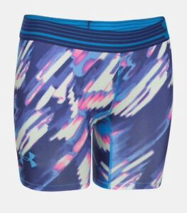 New Under Armour Girl's Heatgear 5