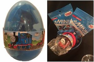 *NEW* 1 Thomas And Friends SURPRISE EGG With Blind packs And Big Train
