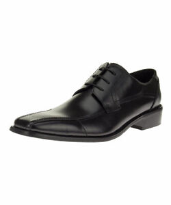Darya Trading Mens Designer Fashion Oxford Leather Shoes Modern Lace-Up Z6055