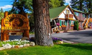 Red Wolf Lakeside Lodge North Shore Tahoe - 1 bed 062418 thru 070118