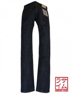 SAMURAI JEANS YAMATO 1st bullet S001JP  rigid (not washed) 34inch