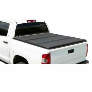 New Tri-Fold Hard Tonneau Cover fits 2007-2017 Toyota Tundra 66.7 In/5.5 ft Bed