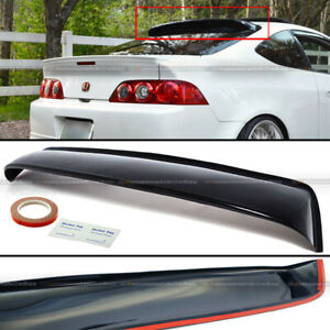 For 02 06 Acura RSX DC5 Type S JDM Rear Window Roof Visor Sun Guard Spoiler Wing $43.99