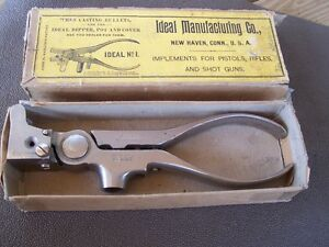 Ideal No. 1 Reloading Tool 32 Win special without dies Super nice condition