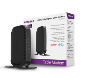 Comcast Xfinity Spectrum Cox Cable Modem Computer Networking High Speed Internet
