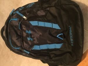 Under Armour Storm Backpack black blue & gray