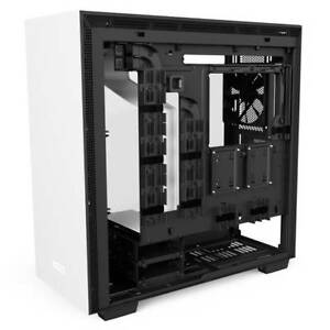 NZXT H700I No Power Supply ATX Mid Tower w/ Lighting and Fan Control (Matte