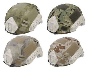 Tactical Military Hunting Airsoft Paintball Ops-Core Fast BJPJMH Helmet Cover