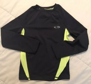 Champion Dry Fit Long Sleeve Active Youthkids Shirt XS 4-5
