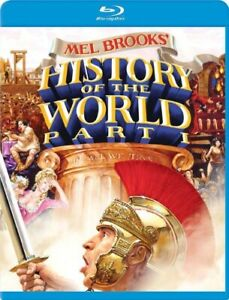 History of the World: Part I New Blu ray Ac 3 Dolby Digital Dolby $9.34