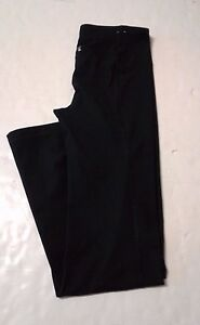 Under Armour SM  P Black Yoga Athletic Pants All Season Gear Small Petite