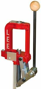 Lee Precision Breech Lock Challenger Press Red Durable &Amp; Last For A Long Ti