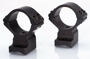 Talley - Savage Round Receiver w Accutrigger Alloy Scope Mounts (38 Variations)