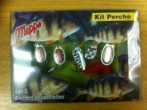 (Perch Pack) - Mepps Spinner Kits**Trout**Pike**Perch Lure Packs Selections