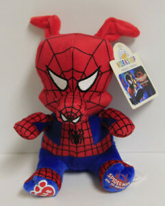 Build A Bear Marvel Peter Porker SPIDER HAM Into the Sipderverse Toy Plush NWT $29.85