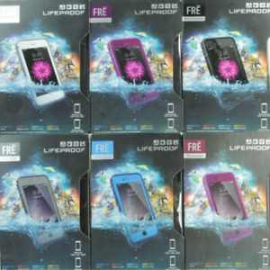 Authentic LifeProof Fre WaterProof Case Cover For iPhone 6S6 Plus