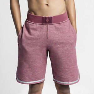 Nike NikeLab x Pigalle Men's Shorts XL Red Gym Casual Training Running New