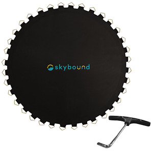 Replacement Trampoline Mat by SkyBound (Choose 12 14 or 15 foot) + Free Tool