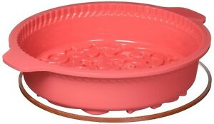 (Round Mould Ornamental Theme) - Silikomart Silicone Mould Ornamental