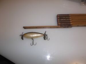 Cordell Crazy Shad lure twin blade vintage crankbait lure Bass