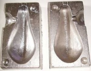 TraceAce Tackle 350ml Boat Weight MouldWeight MouldsLead Moulds. Free Delivery