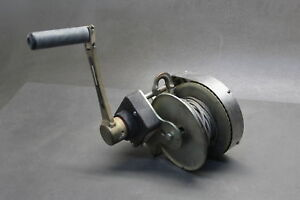 Used Hand Winch For Sale