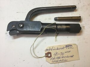 RARE Winchester 1894 Reloading Tool 40-70 wcf W Instruction Sheet-